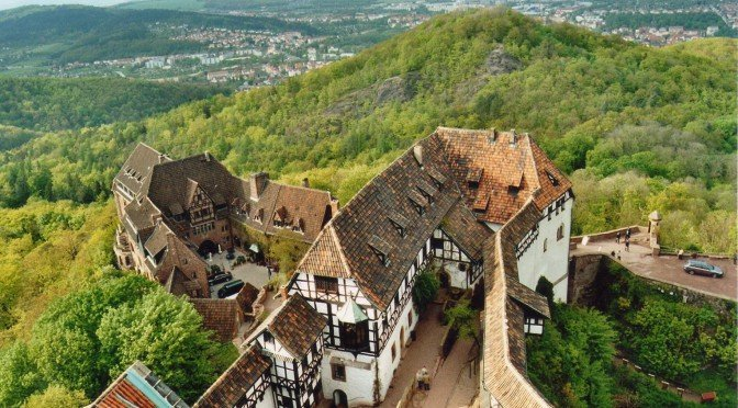CTOUR vor Ort: Besuch im Urwald - mitten in Deutschland? 1
