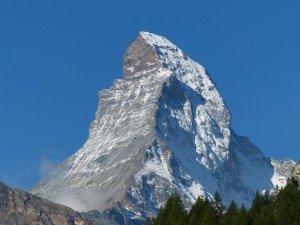 Das Matterhorn Foto: R. Keusch