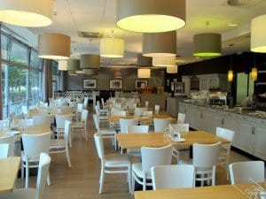 Restaurant Grenzlos Foto: Udo Rößling