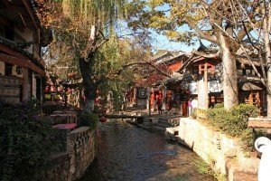 In Lijiang