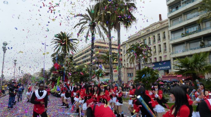 CTOUR on Tour: Blumenschlacht an der Côte d'Azur