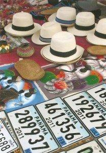 Legendäre Panamahüte, die eigentlich aus Ecuador stammen