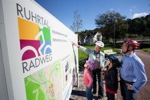Am RuhrtalRadweg