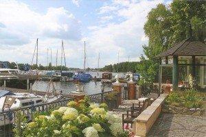 Hafen von YachtCharter Berlin-Brandenburg an der Müggelbergallee 1