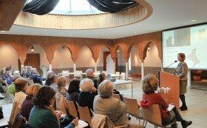 """Die IGA 2017 stand im Mittelpunkt des Medientreffs in den """"Gärten der Welt"""" Berlin"""