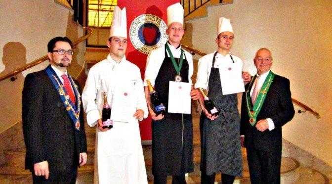 CTOUR vor Ort: Jungköche-Wettbewerb 2013 der Chaîne des Rôtisseurs