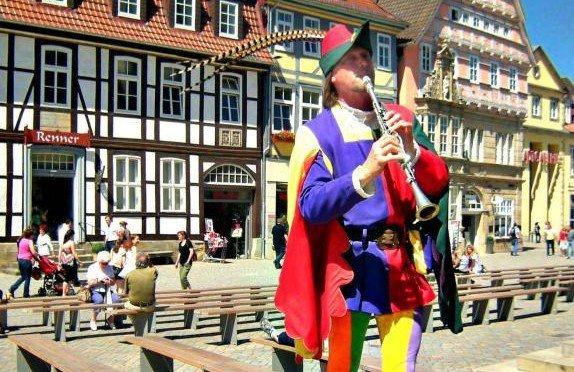 CTOUR-Medientreff: Die Deutsche Märchenstraße - Phantastische Route auf Grimmschen Spuren 1