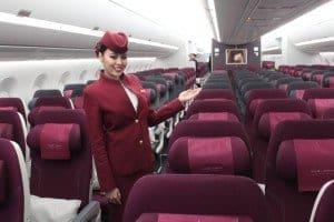 CTOUR vor Ort: Premiere des neuen Airbus A 350 XWB in Doha 4
