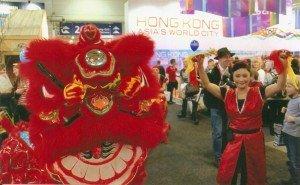 Chinas Drachen bringen Glück
