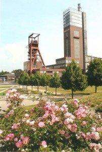 Zur Route der Industriekultur gehört auch die einstige Zeche Nordstern Foto: Hans-Peter Gaul