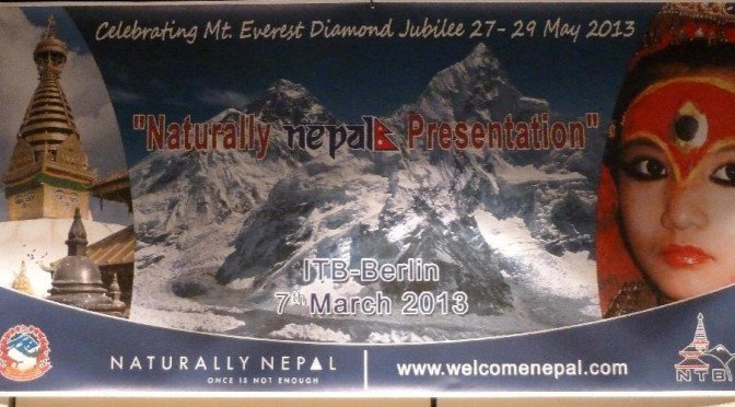 CTOUR auf der ITB: Nepal - Spitzen und Farben auch für Senioren 1