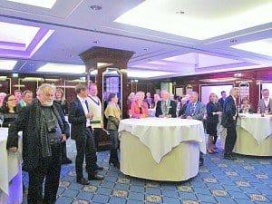 An der Siegerehrung nahm auch der CTOUR-Hotelexperte Udo Rößling (l.) teil