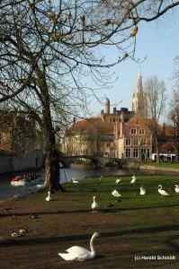 Brügge – Stadt des Unesco-Weltkulturerbes und der Moderne