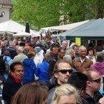 Bibulibustag 2015, Menschen in Neuzelle (Foto: Stefan Fritsche)
