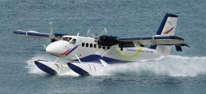 Wasserflugzeug der European Costal Airlines in Kroatien Foto: European Coastal Airlines