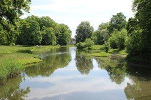 Fürst-Pückler-Park und Schloss Branitz in Cottbus Fotos: Fred Hafner
