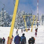 Skilift in Uludag