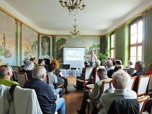 CTOUR-Medientreff in der alten Posthalterei Beelitz