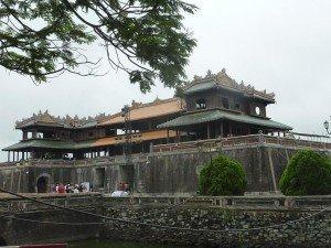 Eingangstor zur Zitadelle in Hue