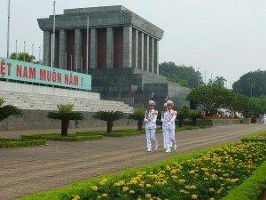Ho-Chi-Minh-Mausoleum