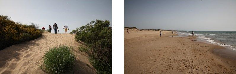 Strand von Ragusa