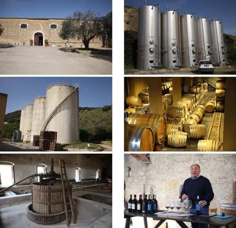"""Weingut """"Valle Dell' Acate"""""""