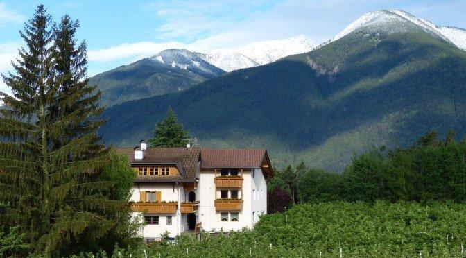 CTOUR on Tour: Südtirol - Obstwiesen, Kräutergärten und der Buschenschank 1