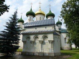 Kloster in Suzdal
