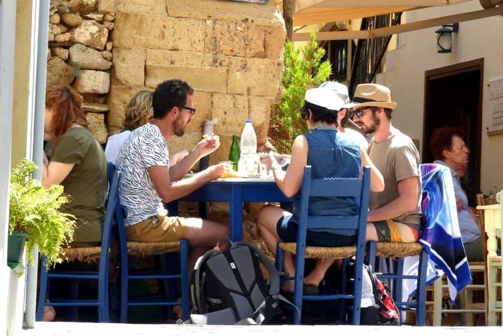 Auf Kreta ist vom Griechenland-Drama wenig zu spüren.