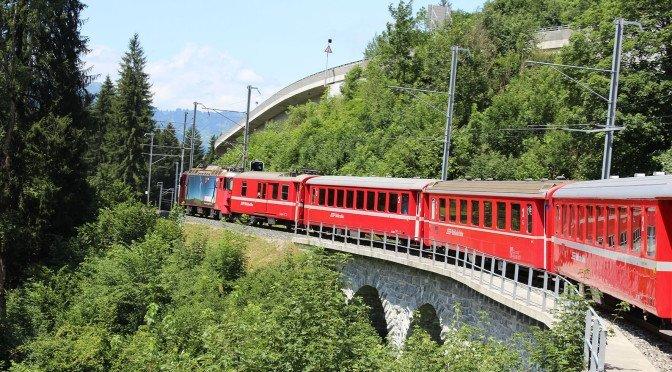 CTOUR on Tour: Graubünden - Die spektakuläre Schweiz 1
