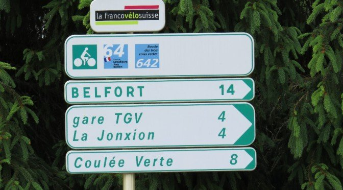 CTOUR on Tour: Francovélosuisse Porrentruy Belfort 2015 1