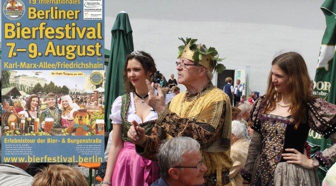 CTOUR vor Ort: Auftakt zum 19. Internationalen Berliner Bierfestival 1
