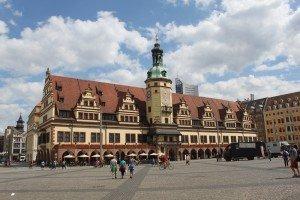 Altes Rathaus am Markt