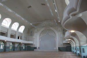 Großer Saal in der restaurierten Kongresshalle