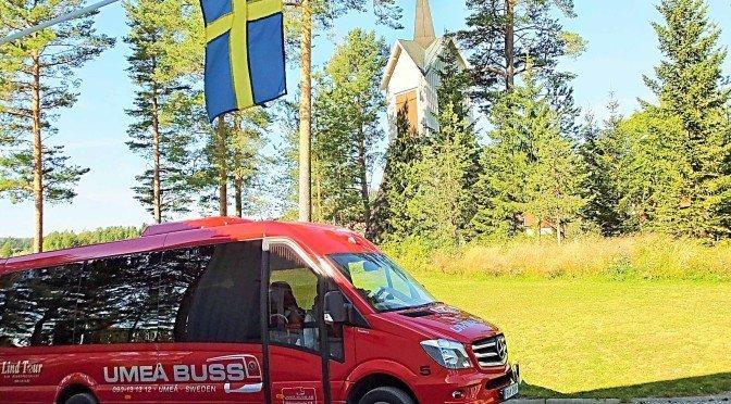 CTOUR on Tour: Die nordschwedische Stadt Umeå – vielbesuchtes Tor zu Lappland