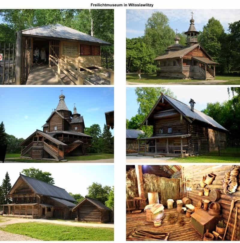 Freilichtmuseum in Witoslawlitzy