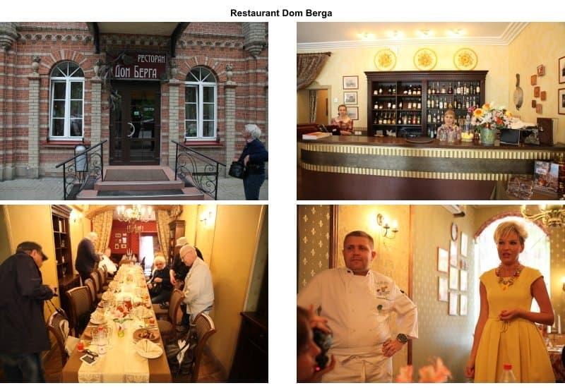 Restaurant Dom Berga