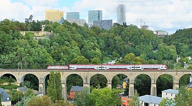 CTOUR on Tour: Metropole und Moselregion - herbstliche Impressionen aus Luxemburg 1