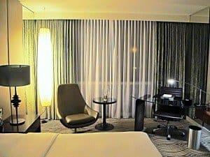 Schon die Standardzimmer sind sehr komfortabel