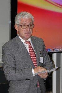 Dr. Manuel Butler, Direktor des Spanischen Fremdenverkehrsamts Berlin