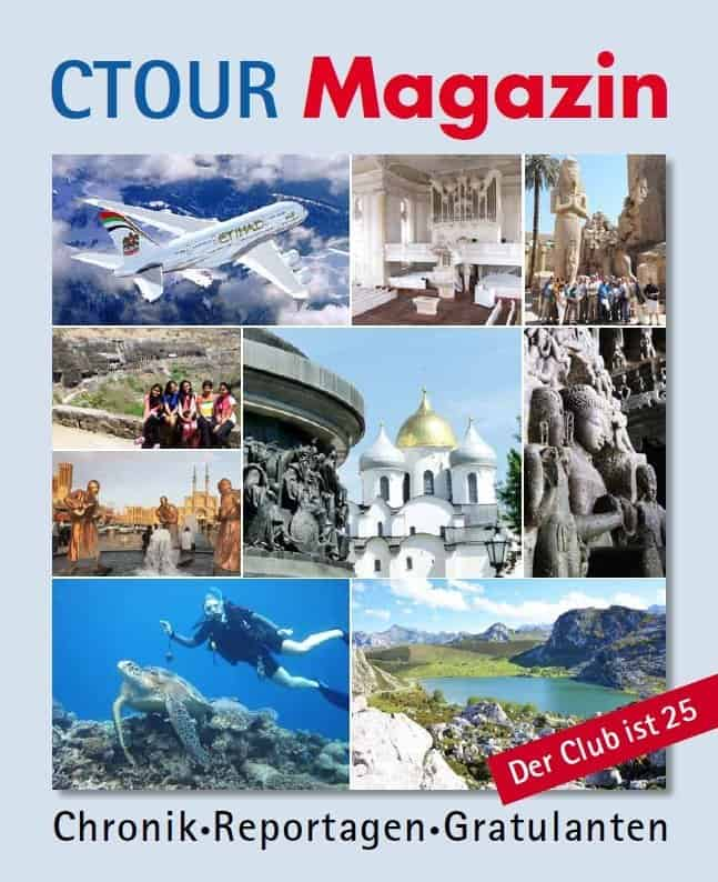 Titel Magazin Ctour