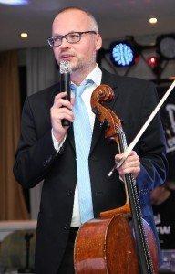 Dr. Thomas Schmidt-Ott vom TUI Cruises- Entertainment-Center Berlin