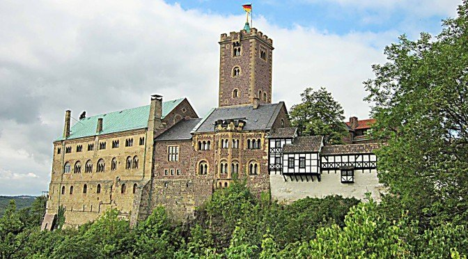 """CTOUR vor Ort: Das Jubiläum """"500 Jahre Reformation"""" schon jetzt im Fokus der Wartburgstadt Eisenach 1"""