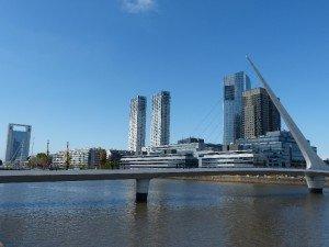 Buenos Aires, die neue Hafencity