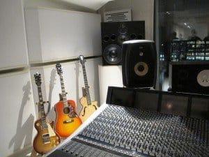 Das Tonstudio