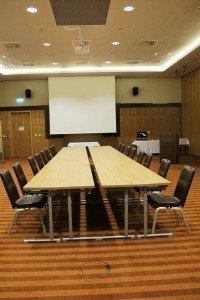Im Konferenzraum