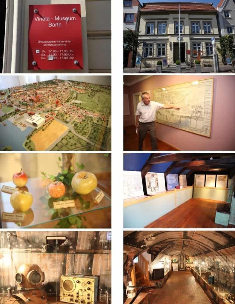 Das Vineta-Museum