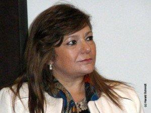 Tourismusministerin Marcela Bacigalupa sucht Nischen