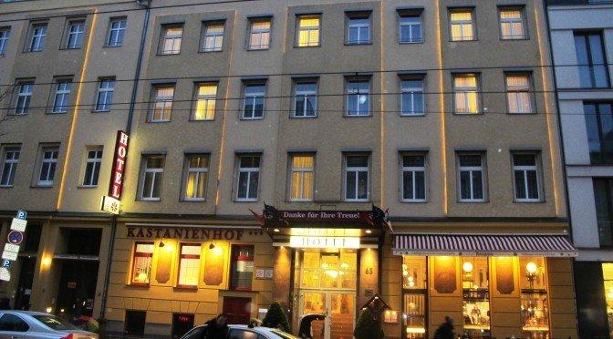 CTOUR vor Ort: Kastanienhof - Hotel und Restaurant im Prenzlauer Berg 1