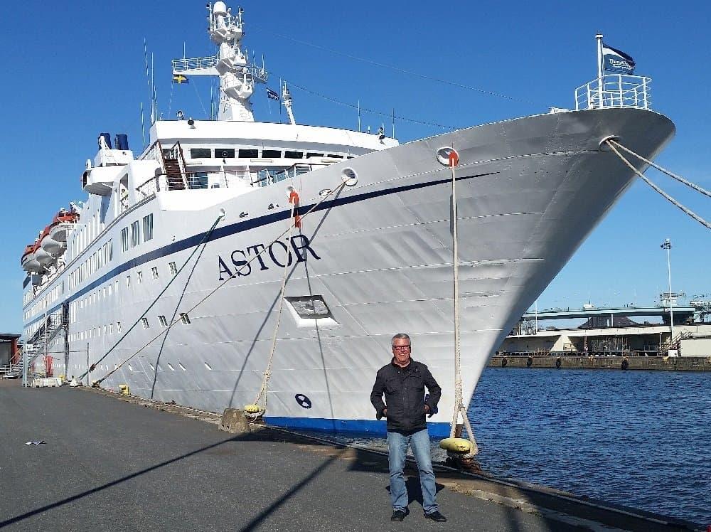 CTOUR on Tour: Stralsund lockt Kreuzfahrer an - MS ASTOR zwischen Schären, Kreidefelsen und Welterbe 5
